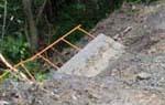 In Vyzhnytsya collapsed bridge ( video)