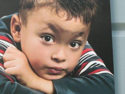 Выставка детского портрета (ФОТО)