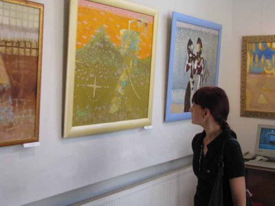 Выставка в «Вернисаже» (ФОТО)