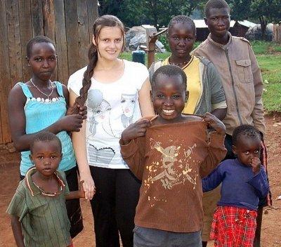 Черновчанки работают миссионерами в Африке