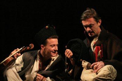 Фестиваль комедии «Золотые аплодисменты Буковины»
