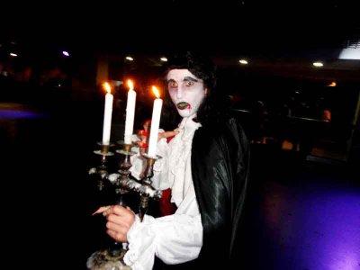 В Черновцах праздновали Хеллоуин
