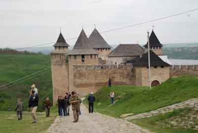 Хотинська фортеця у фіналі акції 7