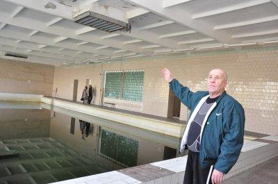 В Черновцах плавать больше негде