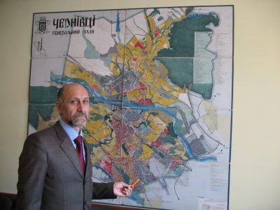 В Черновцах появятся новые микрорайоны многоэтажек и усадьб