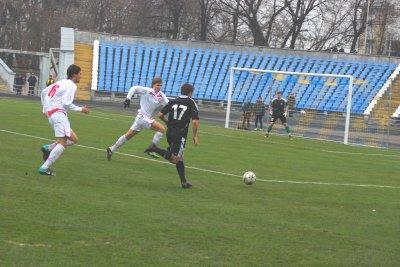Bukovina won Alchevsk Steel