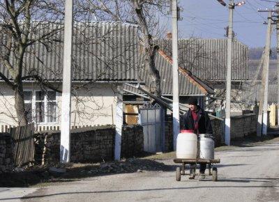 В селах исчезает вода