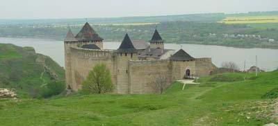 Хотинская крепость и резиденция митрополитов - среди 7 чудес Украины