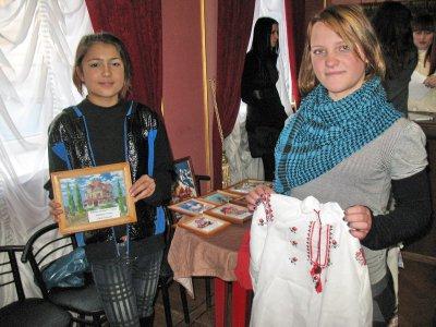 В Черновцах прошел фестиваль творчества инвалидов
