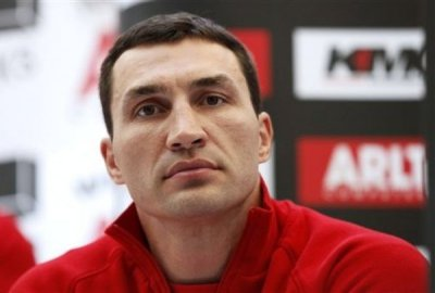 Klitschko was operated on, but the fight will be held December 10