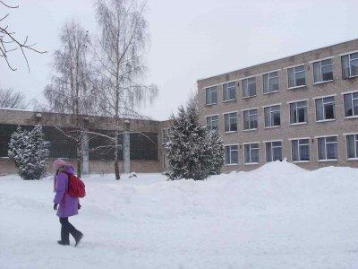 Занятия в школах Буковины приостановят при температуре -20-24 градуса