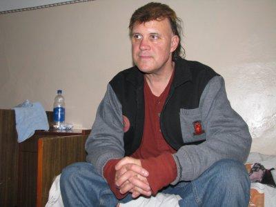 Американец, который бомжевал в Черновцах, снова будет баллотироваться в губернаторы