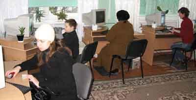 В сельских библиотеках Буковины открывают Интернет-центры