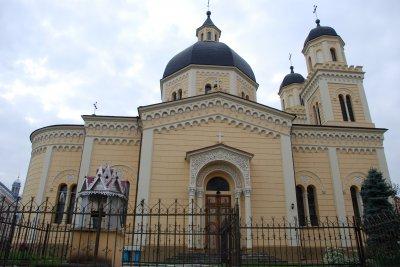 Храм, где впервые почтили Шевченко