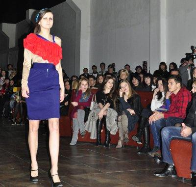 Благотворительное модное шоу в ТРЦ «Панорама»