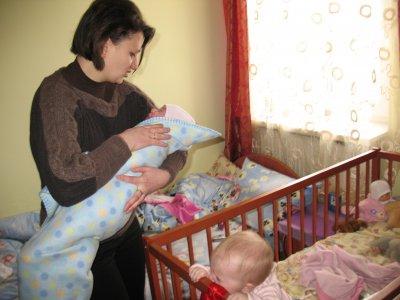 Одиноким матерям нужна помощь
