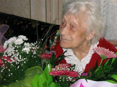 Умерла старейшая черновчанка