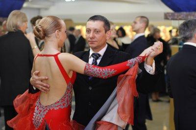 Депутаты и чиновники развлекались на балу в Черновцах
