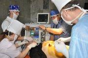 На дежурстве в хирургии