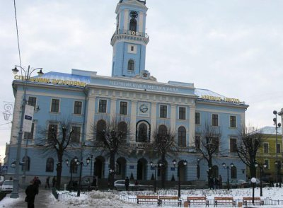 Черновицкая мэрия сэкономит на сторожах почти миллион гривен