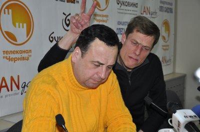 Данилец и Моисеенко рассказали о своих первых гастролях Буковиной