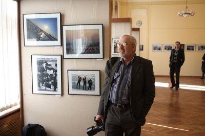 Фотоклуб «Позитив» празднует юбилей выставкой