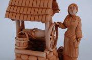 Bukovynets creates poetic pottery