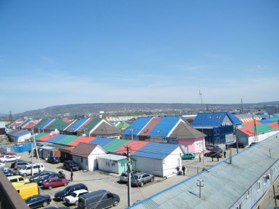 В Черновцах на Калиновском рынке произошла перестрелка