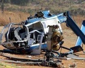 В аварии вертолета в Румынии погиб черновчанин