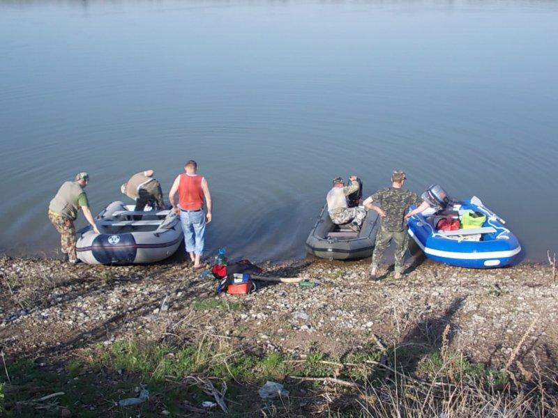 Рибалки зібрали на водосховищі 5