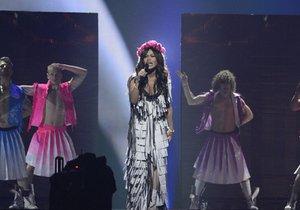 Гайтана попала в финал Евровидения