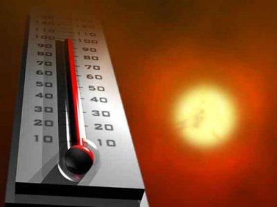 На Буковине жара побила рекорды