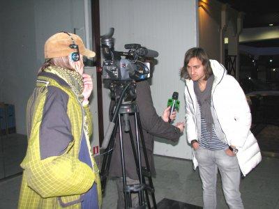 Группа «С.К.А.Й.» презентовал клип, который снимали в Черновцах