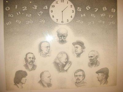 В Черновцах показали картины Ореста Криворучко