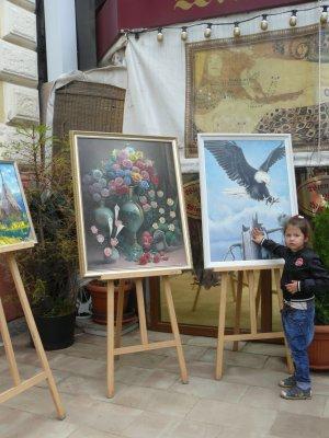 День Европы в Одессе праздновали в шотландских юбках и вышиванках