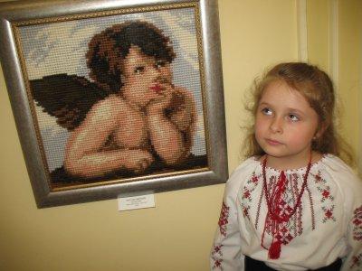 В Черновцах показали 300 уникальных вышивок