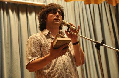 Федирко мешал Бойченко в Черновцах читать отрывки из новой книги