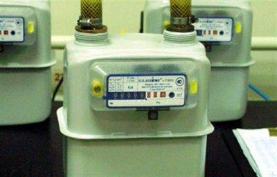 Буковинцы могут вносить показания газовых счетчиков через Интернет