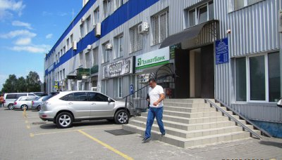 В Черновцах ГАИ регистрирует авто в «едином окне»