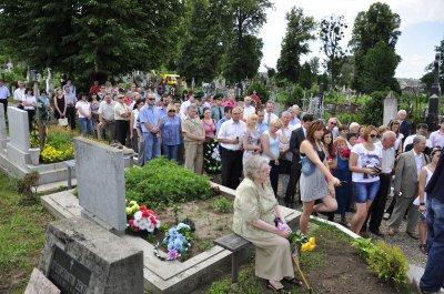 В Черновцах почтили память депортированных