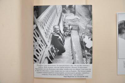 Фотографии из жизни режиссера Параджанова представили на выставке в Черновцах