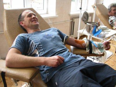 На Буковине - почти две тысячи почетных доноров