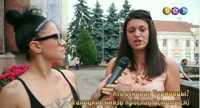 В Интернете появилась передача «Дурнев +1», которую снимали в Черновцах