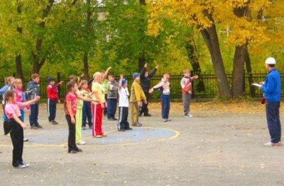 Буковинские школьники на переменах будут крутить обручи