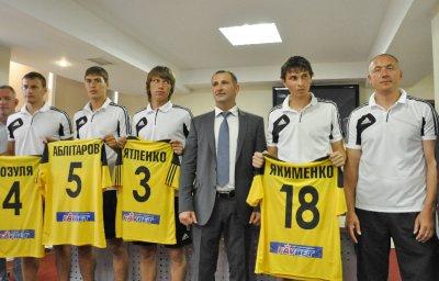 """Буковина"" представила новичков"