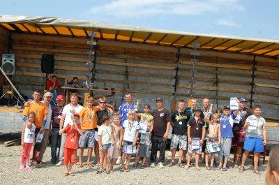 На Буковине состоялись соревнования по кантри-кроссу