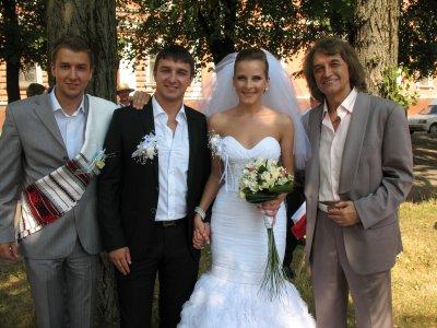 Павел Дворский женил сына с Гуцулочка