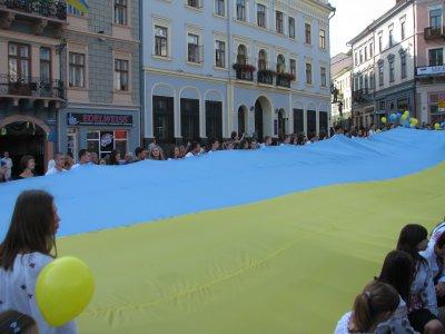На День Независимости в Черновцах пройдут концерты и выставки