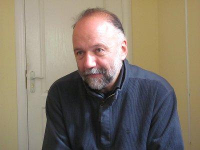 В Черновцах писатель Андрей Курков презентовал новый роман