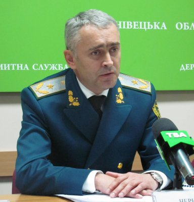 CHERNYSH Yuri Petrovich